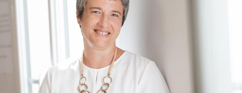 Béatrice Felder, the new BuyIn CEO